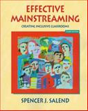 Effective Mainstreaming, Salend, Spencer J., 0135982022
