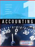 Accounting, Volume I with MyAccountingLab, Canadian Seventh Edition, Horngren, Charles T. and Harrison, Walter T., 0138012024