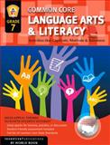 Common Core Language Arts and Literacy Grade 7, Jodie Fransen, 1629502022