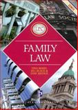 Family Law 2001, Bond, Tina and Black, Jill, 1841742023