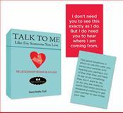 Talk to Me, Nancy Dreyfus, 039916202X