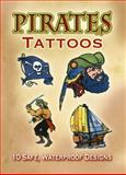 Pirates Tattoos, Steven James Petruccio, 0486402029