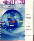 Projects for Microsoft Office 2000 : Professional Brief Edition, Duffy, Tim, 020161202X