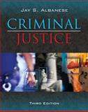 Criminal Justice, Albanese, Jay S., 0205422020