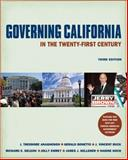 Governing California in the Twenty-First Century, Anagnoson, J. Theodore and Bonetto, Gerald, 0393912027