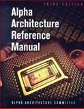 Alpha Architecture Reference Manual, Alpha Architecture Committee Staff, 1555582028