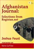 Afghanistan Journal, Just World Books and Joshua Foust, 1935982028