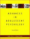 Advances in Adolescent Psychology, Violato, Claudio and Travis, LeRoy, 1550592033