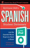 McGraw-Hill's Spanish Student Dictionary for Your iPod, Qualls, Regina M. and Sanchez, L., 0071592032
