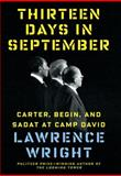 Thirteen Days in September, Lawrence Wright, 0385352034