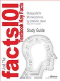 Studyguide for Microeconomics by David Colander, ISBN 9780077501808, Cram101 Incorporated, 1478482036