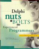 Delphi Nuts and Bolts : For Experienced Programmers, Cornell, Gary, 0078822033