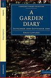 A Garden Diary 9781108022033