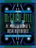 The Mcgraw-Hill PC Programmer's Desk Reference, Canton, Maria P. and Sanchez, Julio, 0070572038