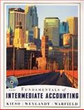 Fundamentals of Intermediate Accounting, Kieso, Donald E. and Warfield, Terry D., 0471072036