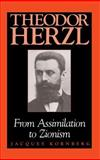 Theodor Herzl 9780253332035