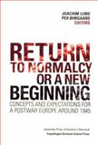 Return to Normal or a New Beginning, , 8763002035