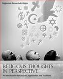Introduction to Religious Thought, Aderibigbe, Ibigbolade Simon, 160927203X