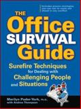 The Office Survival Guide, Puder-York, Marilyn, 0071462031