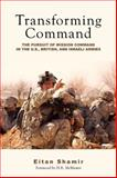 Transforming Command, Eitan Shamir, 0804772037