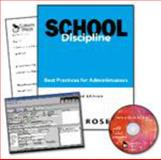 School Discipline, Second Edition and Student Discipline Data Tracker CD-ROM Value-Pack, Rosen, Louis and Steel, Lawrence, 1412942047