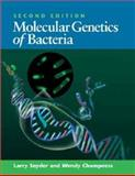 Molecular Genetics of Bacteria, Snyder, Larry and Champness, Wendy, 155581204X