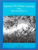 Japanese the Written Language 1st Edition