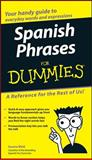 Spanish Phrases for Dummies, , 0764572040