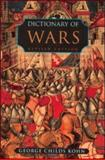 Dictionary of Wars, , 1579582044