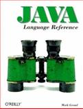 Java Language Reference, Grand, Mark, 1565922042