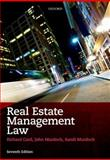 Real Estate Management Law, Card, Richard and Murdoch, John, 0199572046