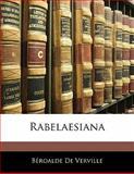 Rabelaesian, B roalde De Verville and Béroalde De Verville, 1141022044