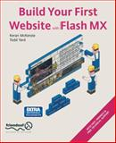 Build Your First Website with Flash Mx, McKenzie, Keran, 1590592042