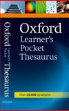 Oxford Learner's Pocket Thesaurus, , 0194752046