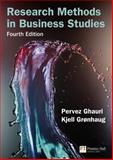 Research Methods in Business Studies, Ghauri, Pervez and Gronhaug, Kjell, 0273712047