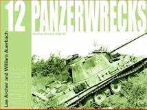 Panzerwrecks 12, William Auerbach, 0984182047