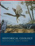 Historical Geology, Wicander, Reed and Monroe, James S., 0495012041