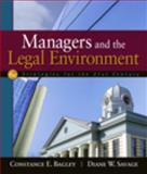 Managers and the Legal Environment 9780324582048