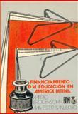 Financiamiento de la Educación en América Latina, Brodersohn Mario (comp.), 9681602048
