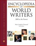 Encyclopedia of World Writers, 1800 to the Present, Diamond, Marie Josephine, 0816082049