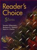 Reader's Choice, 5th Edition, Sandra Silberstein and Mark A. Clarke, 0472032054