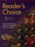Reader's Choice, 5th Edition, Sandra Silberstein and Mark A. Clarke, 0472032054