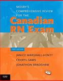 Mosby's Comprehensive Review for the Canadian RN Exam, Marshall-Henty, Janice and Bradshaw, Jonathon, 1897422059