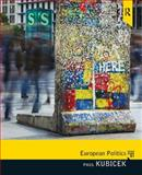 European Politics, Kubicek, Paul, 0205562051