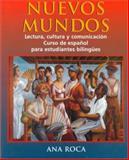 Nuevos Mundos : Curso de Espaqol para Estudiantes Bilingues, Roca, Ana, 0471192058