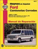 Ford Camionetas Cerradas, John Haynes, 1563922053