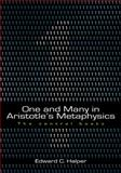 One and Many in Aristotle's Metaphysics : The Central Books, Halper, Edward C., 1930972059