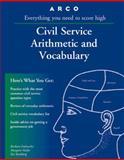 Civil Service Arithmetic and Vocabulary 9780028622057