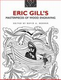 Eric Gill's Masterpieces of Wood Engraving, Eric Gill, 0486482057