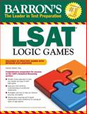 LSAT Logic Games, Carolyn Nelson, 143800205X